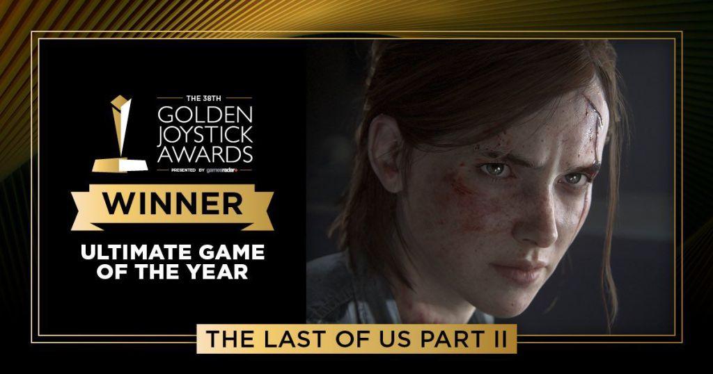 Golden Joystick Awards 2020: ecco l'elenco dei vincitori News PC PS4 PS5 STADIA SWITCH Videogames XBOX ONE XBOX SERIES S XBOX SERIES X