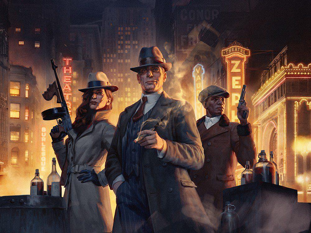 EMPIRE OF SIN di Paradox Interactive e Romero Games è ora disponibile in tutto il mondo! Comunicati Stampa Giochi PC Videogames