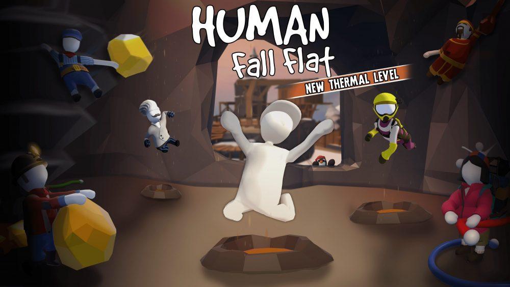 Human Fall Flat - Due nuovi livelli per la versione mobile dell'esilarante gioco platform. Comunicati Stampa Giochi OTHERS Videogames