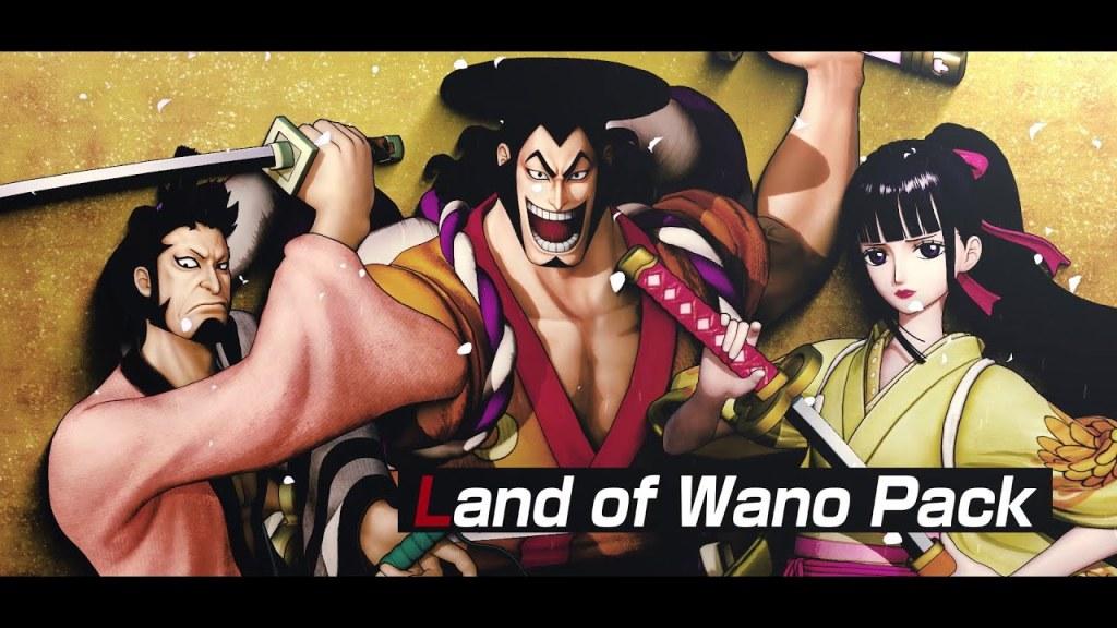 Kin'emon, Okiku e Kozuki Oden sono ora disponibili per ONE PIECE: PIRATE WARRIORS 4! Comunicati Stampa Giochi PC Piattaforme PS4 Videogames XBOX ONE