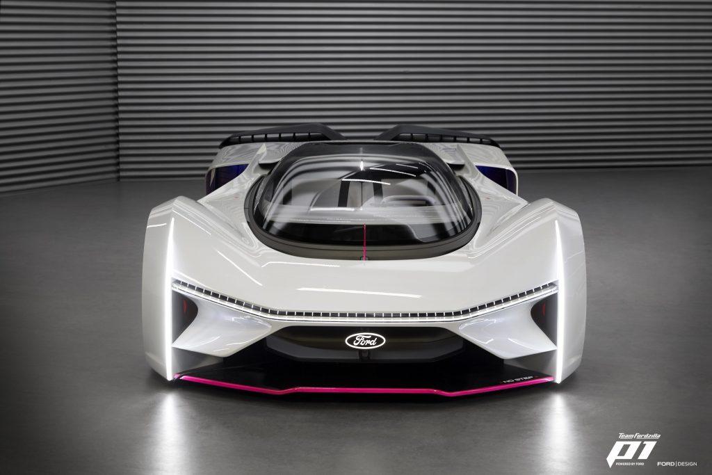 Dalle corse virtuali alla realtà: il prototipo Team Fordzilla P1 fa il suo debutto nel mondo reale E-Racing Giochi Videogames