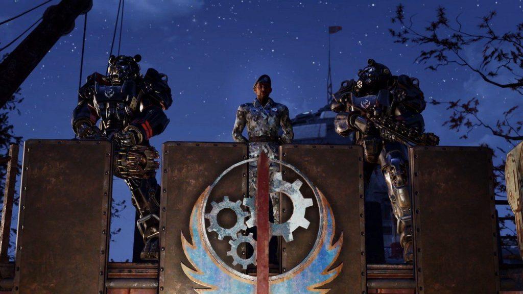 """Fallout 76: Alba d'acciaio - Trailer anteprima """"Acciaio spezzato"""" Comunicati Stampa Videogames"""