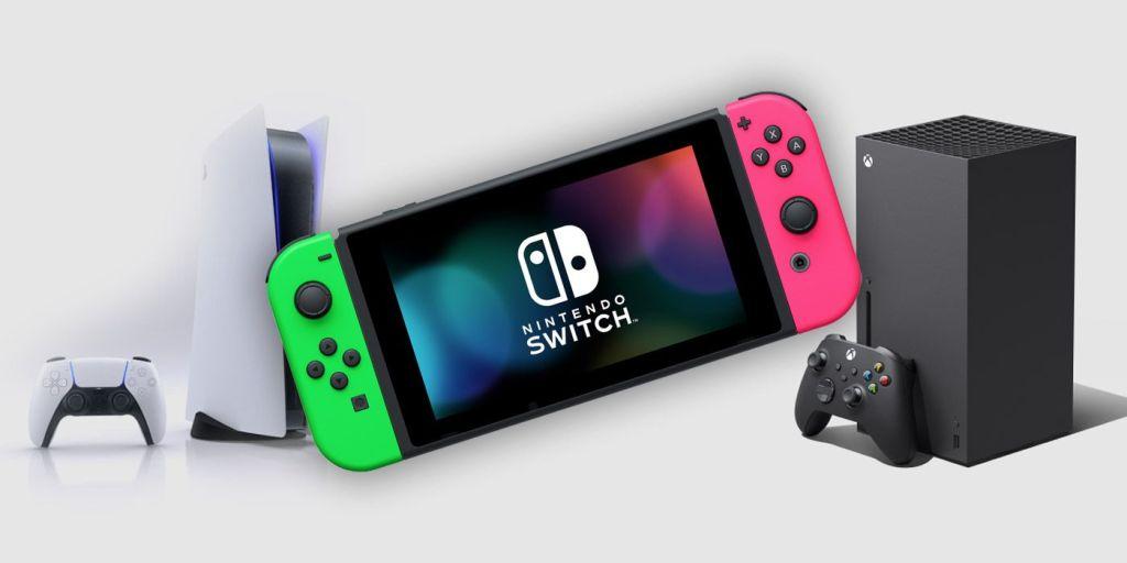 PlayStation 5 e Nintendo Switch dominano le vendite di Novembre 2020 News PS5 Videogames XBOX SERIES S XBOX SERIES X