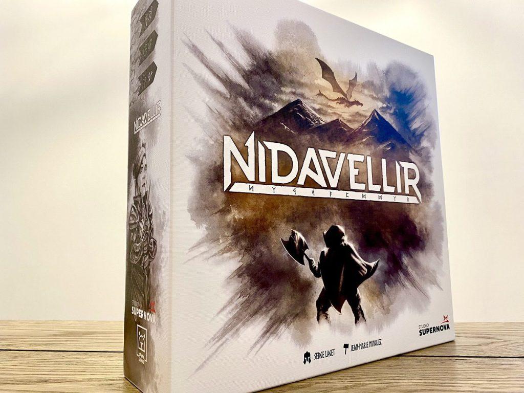 Nidavellir - Recensione che ci trasporterà nel regno dei Nani - Studio Supernova Giochi Giochi da Tavolo Recensioni Tutte le Reviews