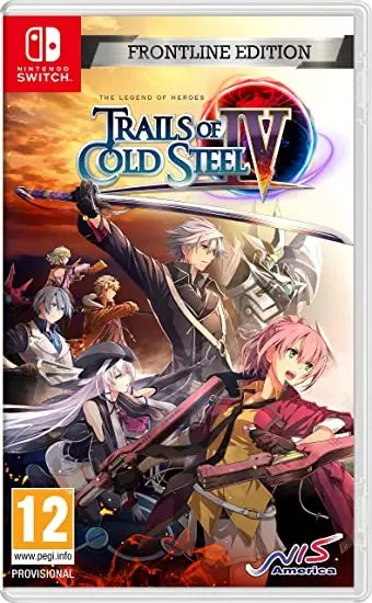 The Legend of Heroes:Trails of Cold Steel IV - In arrivo ad aprile 2021 su Nintendo Switch! Comunicati Stampa Videogames
