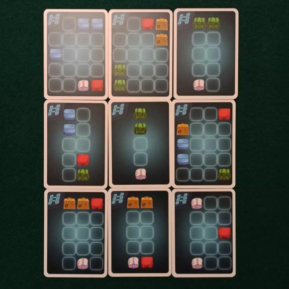 Le carte passeggero di livello expert