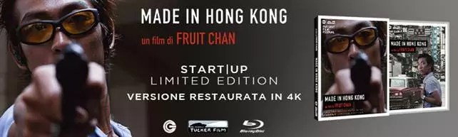 Al via il crowfounding per restaurare in Blu-Ray 4K Made in Hong Kong Cinema Cinema & TV Comunicati Stampa
