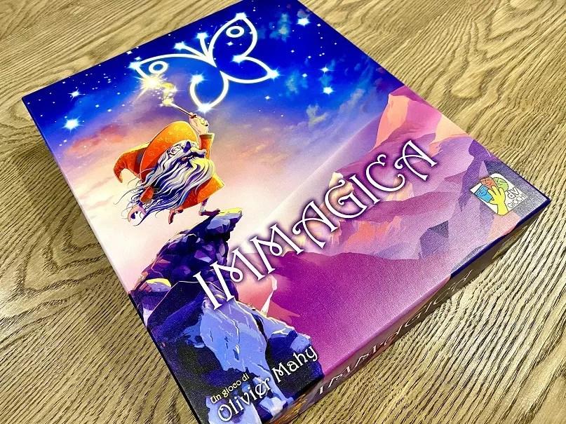 Immagica - Recensione - dV Giochi Giochi Giochi da Tavolo Recensioni Tutte le Reviews