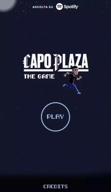 Capo Plaza The Game - Disponibile gratuitamente per PC e Smartphone Comunicati Stampa Musica OTHERS PC Videogames