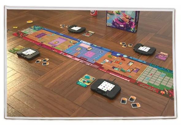 Tiny Turbo Cars sarà su Kickstarter dal 23 febbraio Comunicati Stampa Giochi Giochi da Tavolo