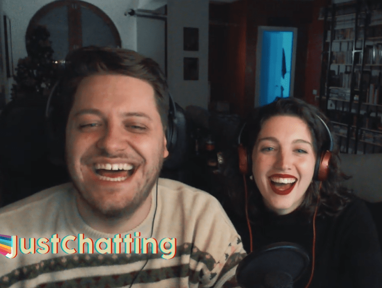 Twitch - San Valentino, lo streaming si fa in coppia! Twitch Videogames