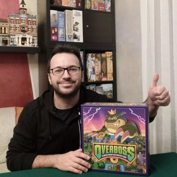 Overboss: A Boss Monster Adventure - Recensione - Brotherwise Games Giochi da Tavolo Recensioni Tutorial Tutte le Reviews