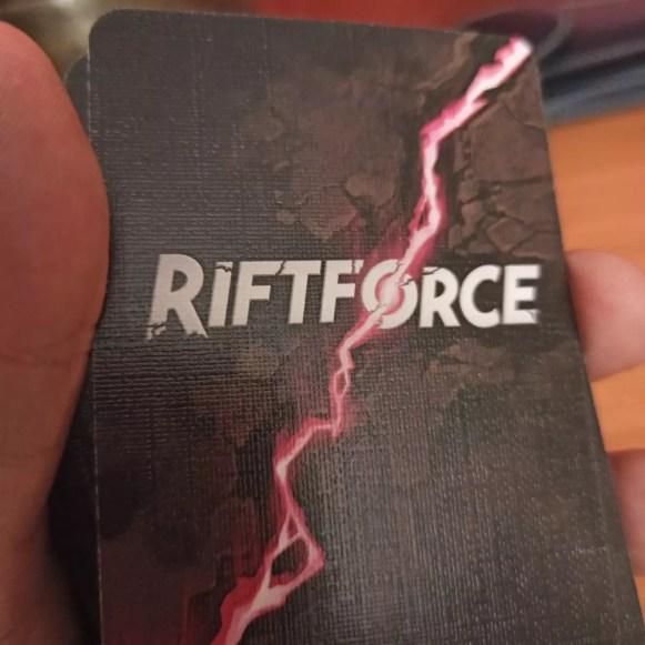 Recensione - Riftforce, scateniamo le forze della Natura! - 1 More Time Games Giochi da Tavolo Recensioni Tutorial Tutte le Reviews