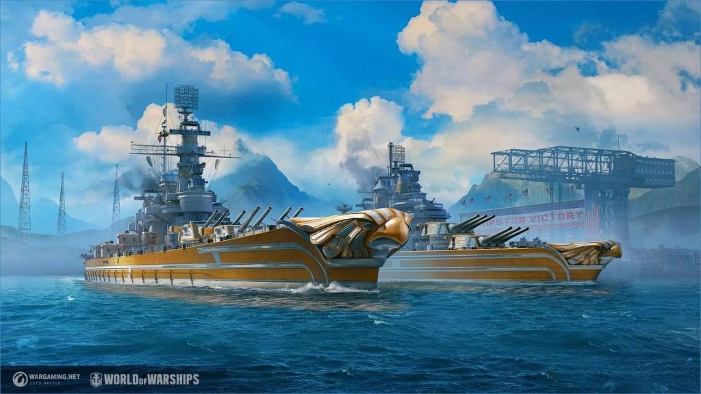 Sintonizzati su Twitch il 22 febbraio e partecipa alla diretta streaming di Wargaming per conoscere tutte le novità su World of Warships Comunicati Stampa Videogames