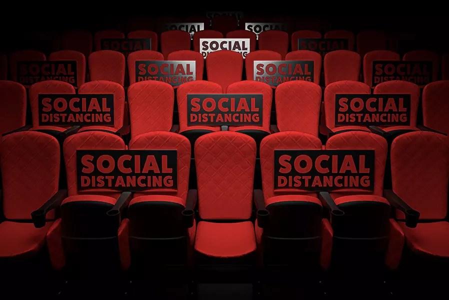 Riaprono i Cinema!... forse. Cinema News