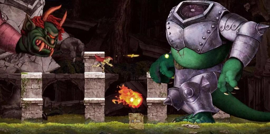 Ghosts 'n Goblins Resurrection, ora disponibile per il download digitale sul Nintendo eShop Comunicati Stampa Giochi Piattaforme SWITCH Videogames