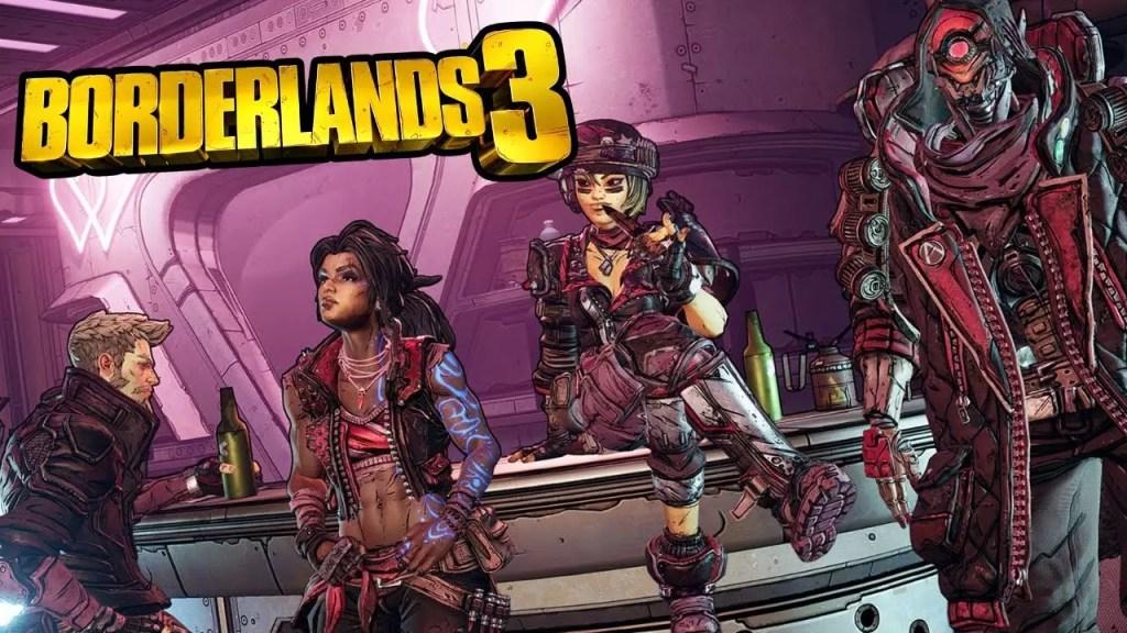 Borderlands 3's Broken Hearts Day Event Comunicati Stampa Videogames