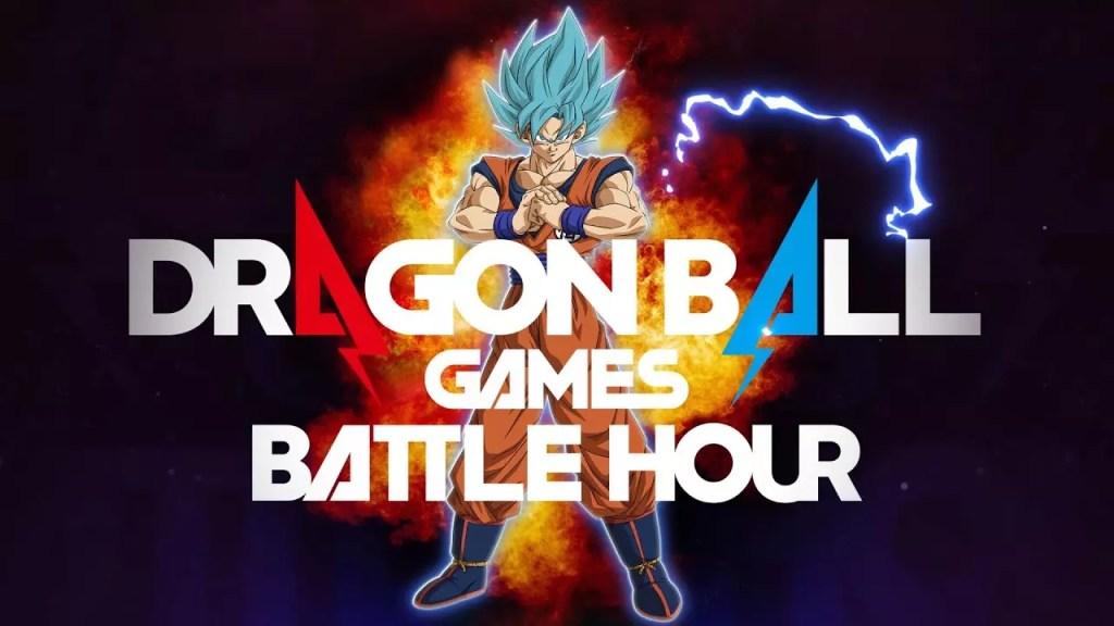 DRAGON BALL Games Battle Hour - Primo evento online di Dragon Ball al mondo! Comunicati Stampa Giochi Videogames