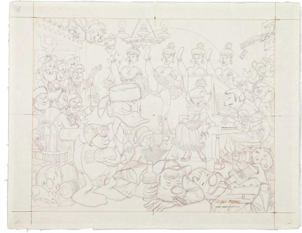 120 anni dalla nascita di Carl Barks - SPECIALE Fumetti Libri & Fumetti News