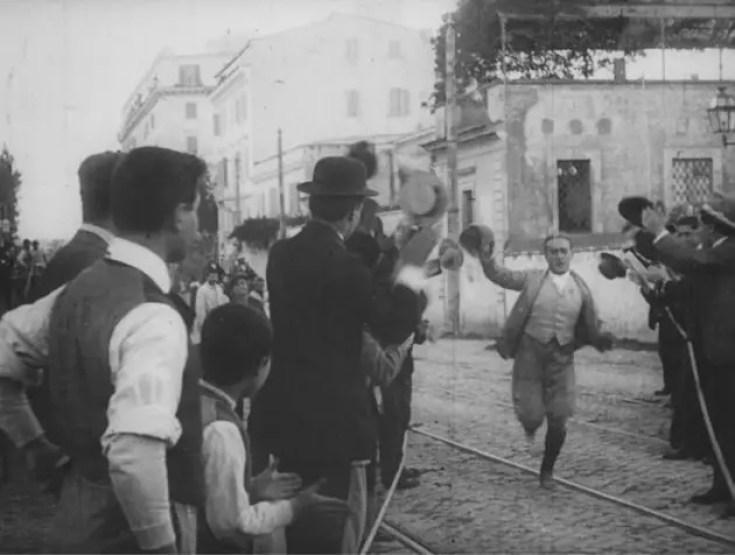 Ritrovato film italiano del 1914! Il capriccio del miliardario Cinema Cinema & TV News