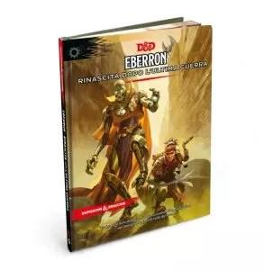 D&D 5e Eberron - Rinascita dopo l'ultima guerra - Arriva in Italiano Giochi di Ruolo News GdR
