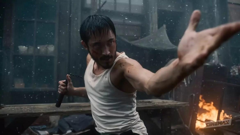 Warrior immagine tratta dalla serie tv