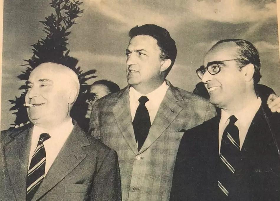 61 anni de La Dolce Vita - Un prodigio di regia, sceneggiatura e produzione Cinema Speciali