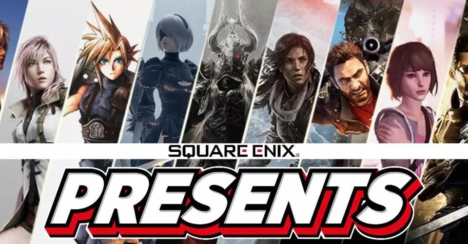 Square Enix Presents Digital Showcase – Oggi, 18 marzo, alle 18.00 tutti sintonizzati! Comunicati Stampa Videogames