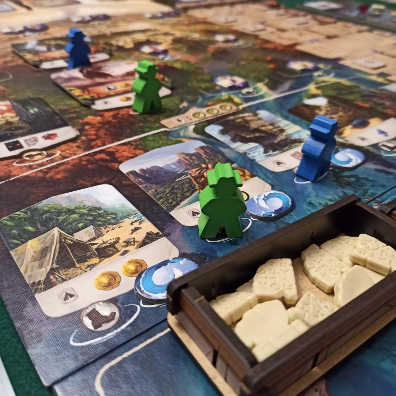 Recensione - Le Rovine Perdute di Arnak - Cranio Creations Giochi da Tavolo Recensioni Tutte le Reviews