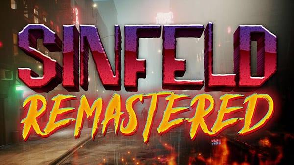 Annunciata per PS5 la parodia horror Sinfeld Remastered! Comunicati Stampa PS5 Videogames