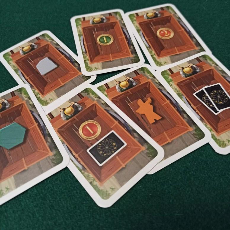 Recensione - The Castles of Tuscany, un Feld con l'1% di grassi - Ravensburger (ALEA) Giochi da Tavolo Recensioni Tutte le Reviews