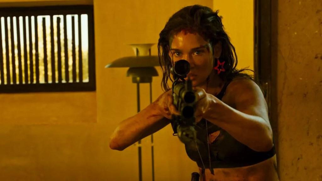 Revenge (2017) - Recensione - Coralie Fargeat Cinema Cinema & TV Recensioni Tutte le Reviews