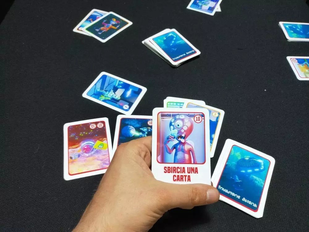 Invasione Aliena - Il gioco di carte dal 4 maggio su Kickstarter! Comunicati Stampa Giochi Giochi da Tavolo