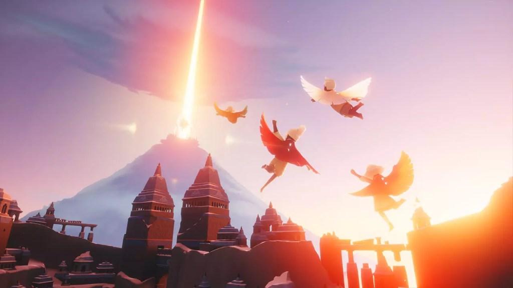 Thatgamecompany annuncia Sky: Children of the Light per Nintendo Switch Comunicati Stampa Giochi OTHERS SWITCH Videogames