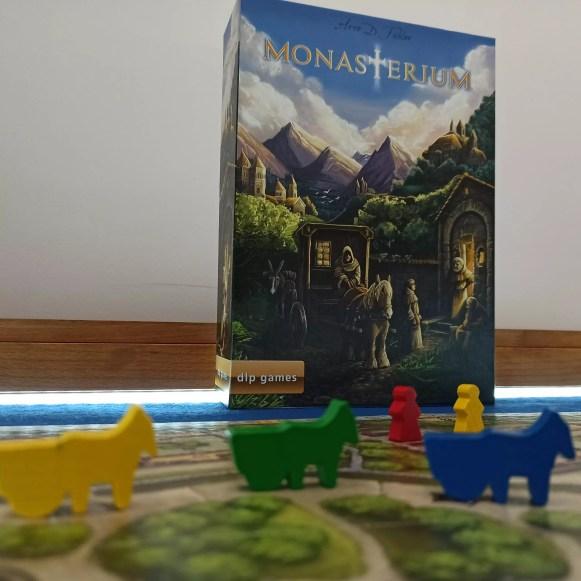 Recensione - Monasterium, preghiamo con i dadi - DLP Games Giochi da Tavolo Recensioni Tutte le Reviews