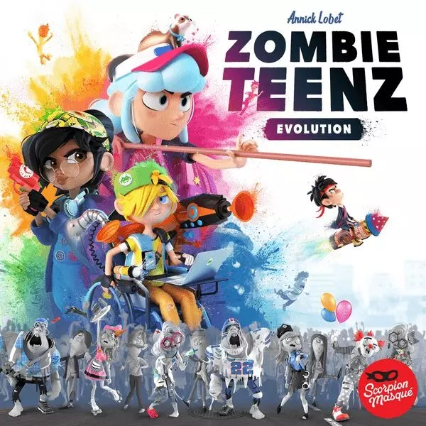 Zombiee Teenz Evolution
