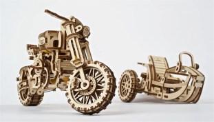 MOTO SCRAMBLER UGR-10