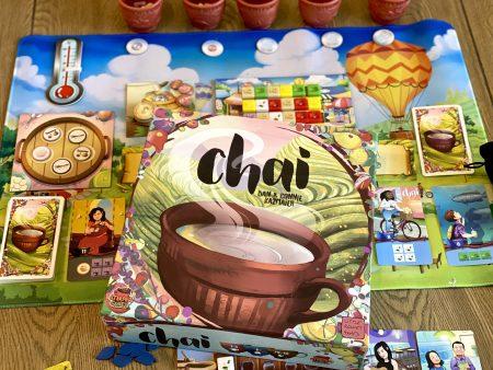 Chai Little Rocket Games