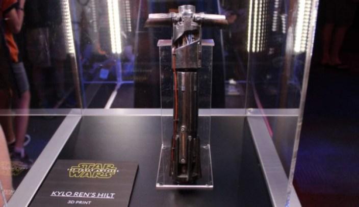 Sith lightsaber