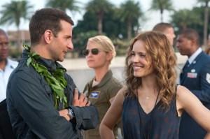 Bradley Cooper and Rachel McAdams in Aloha