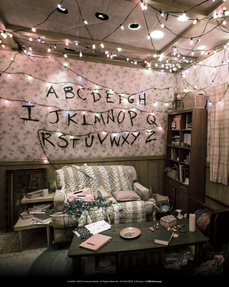 """Experience The """"Stranger Things"""" Maze At Universal Studios"""