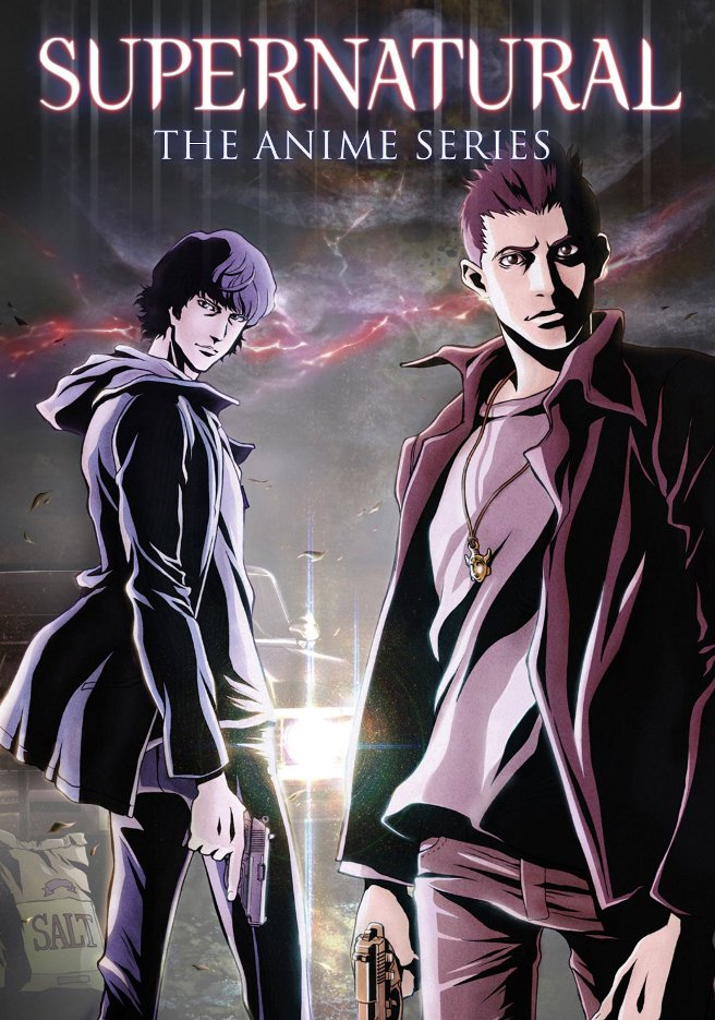 Stream 'Supernatural: The Anime Series' on CW Seed Now