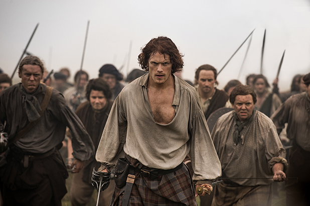 'Outlander' Seasons One and Two to Arrive on Netflix May 27