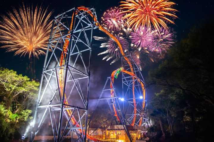 Celebrate the 4th of july at busch gardens with 4 nights - Busch gardens florida resident pass ...