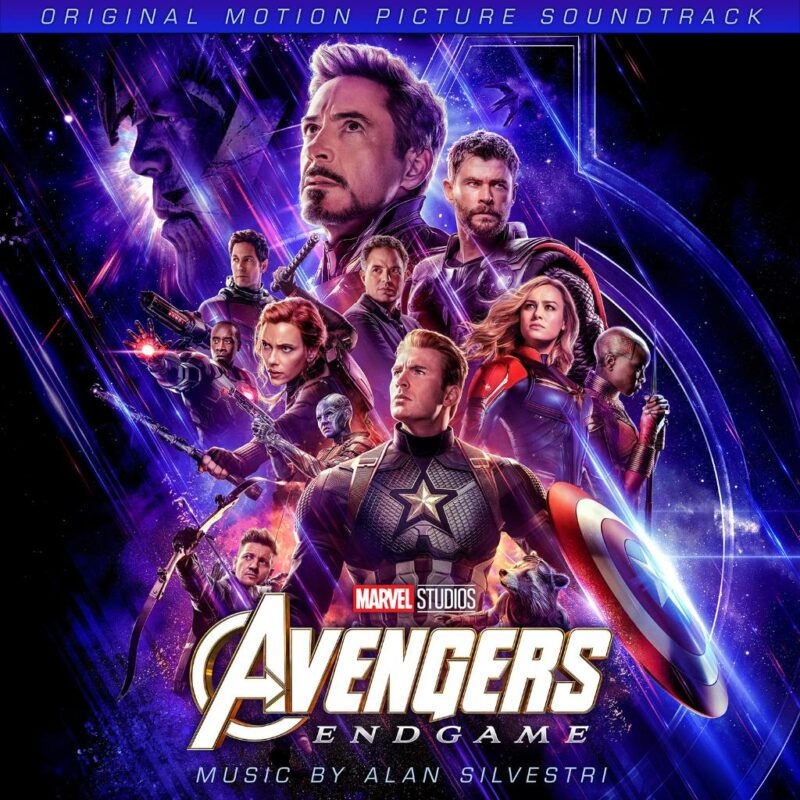 Avengers: Endgame' Soundtrack Music Video Released – Nerds and Beyond