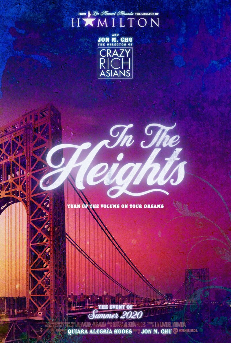 Image result for in the heights poster""