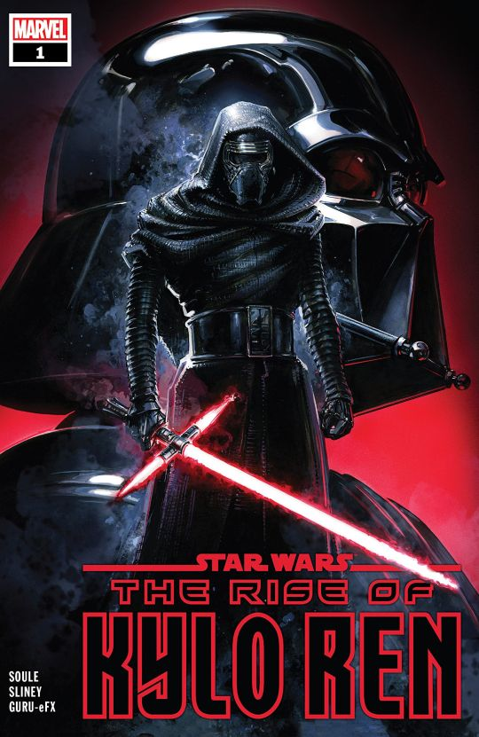 The Rise of Kylo Ren #1