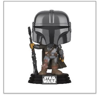 Funko Reveals The Mandalorian Pops Nerds And Beyond