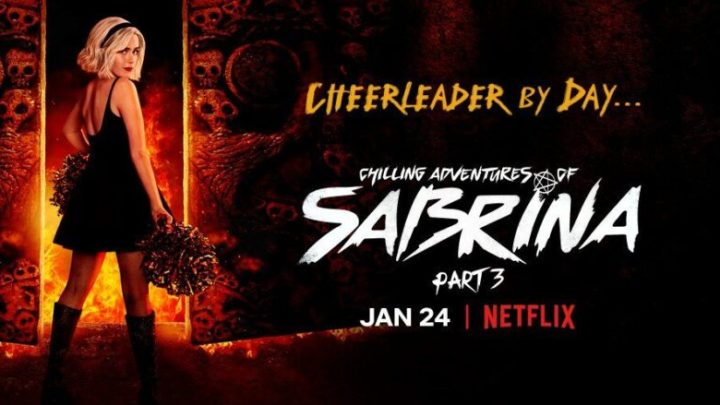 new trailer released for 39 chilling adventures of sabrina part 3 39 nerds and beyond