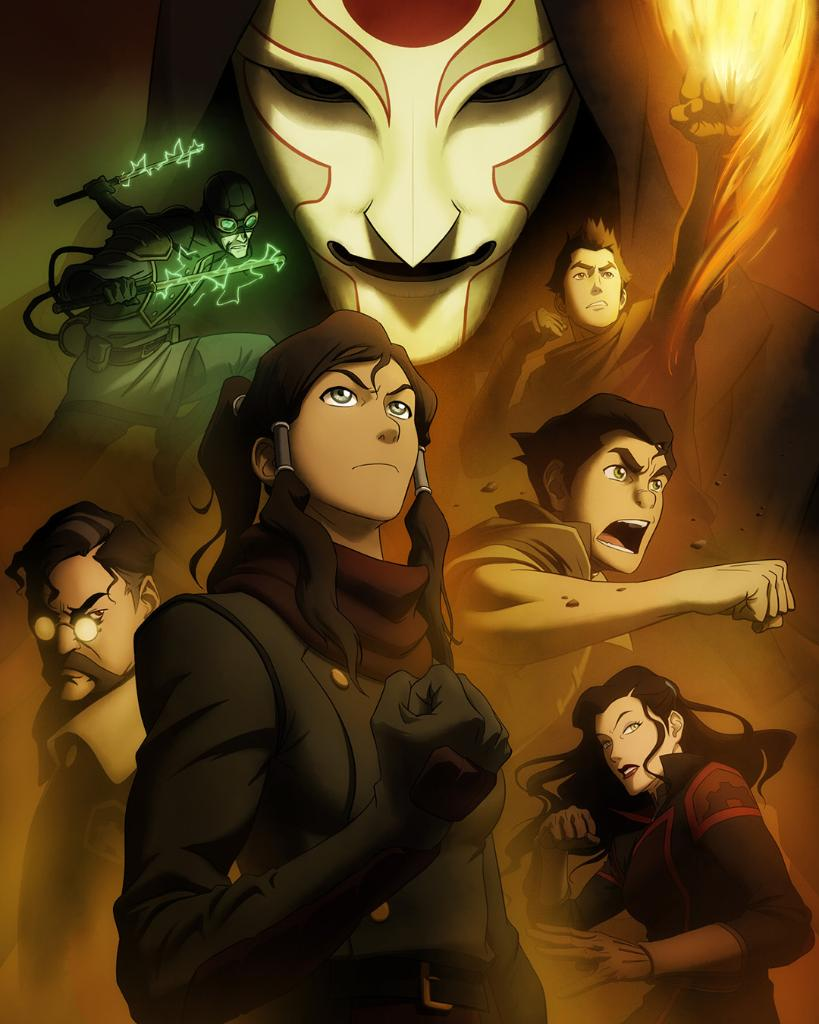 'The Legend of Korra' to Stream on Netflix in August